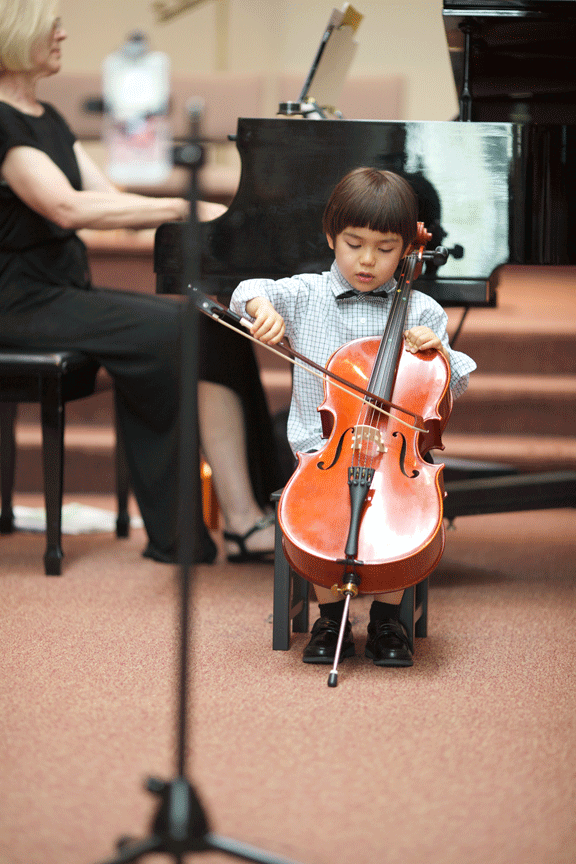 Beginning Cello Lessons