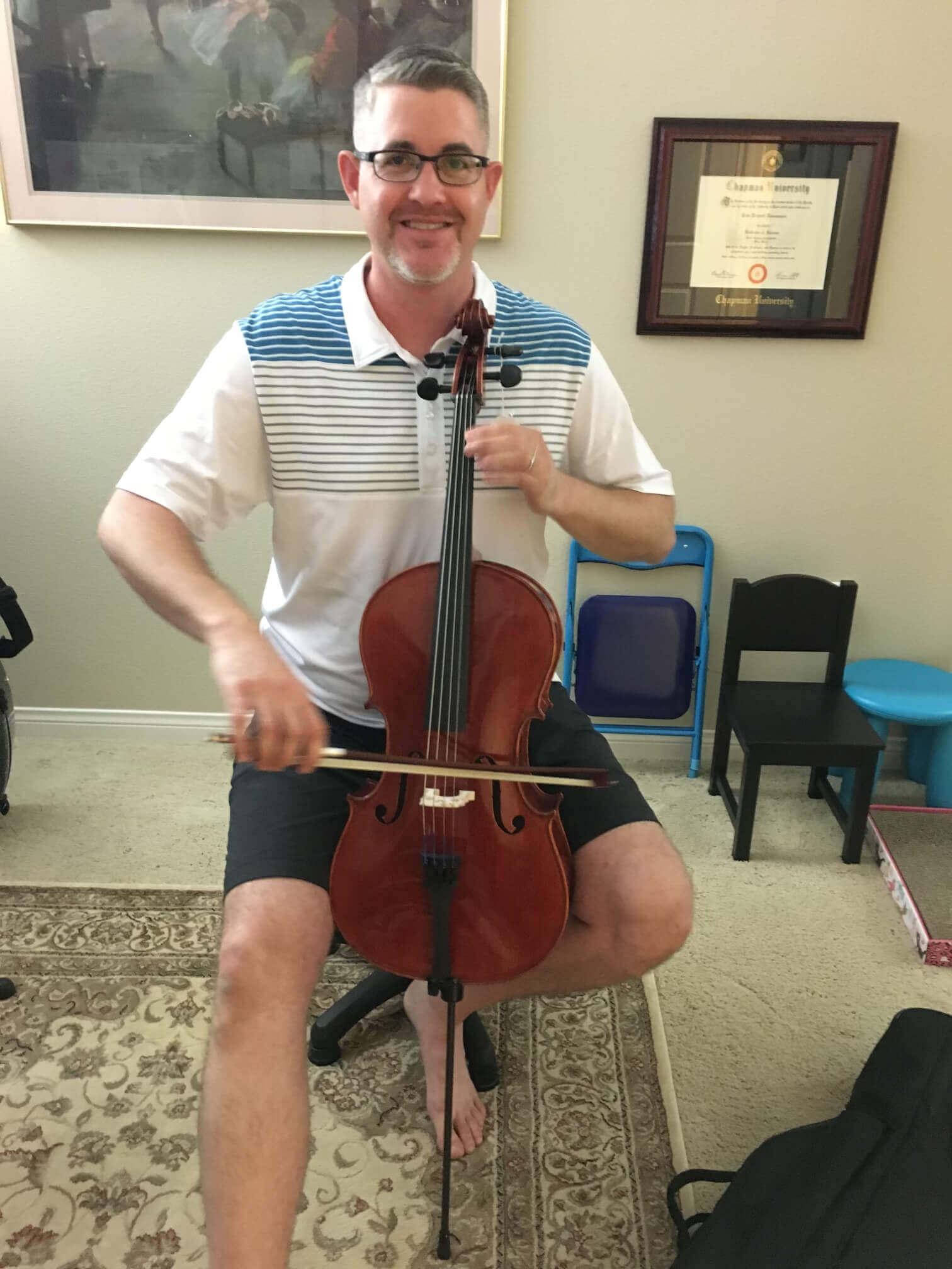 Cello Lessons Cost