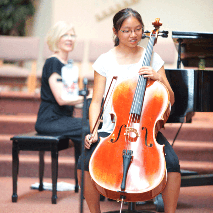 Cello Lessons Irvine