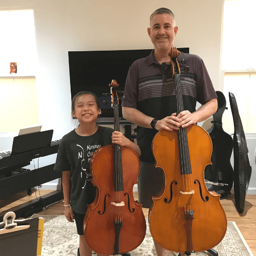 Cello Lessons for Kids