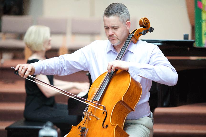 Cello Teachers In My Area