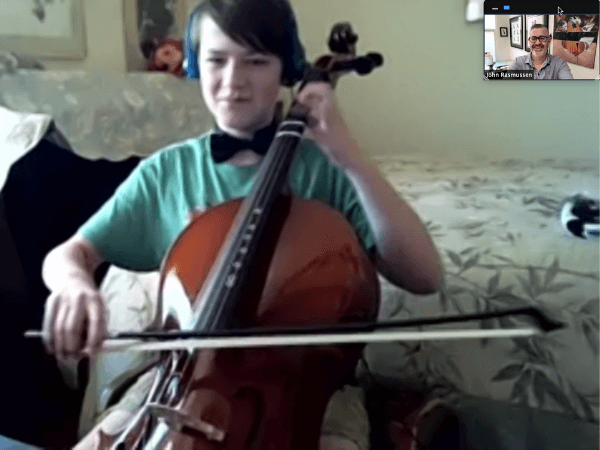 Learn To Play Cello Online