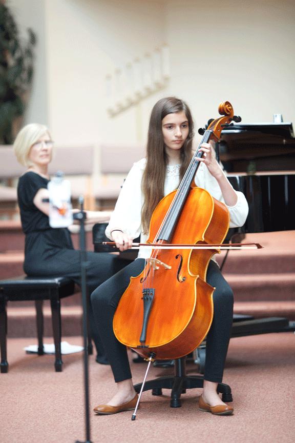 Private Cello Lessons Near Me
