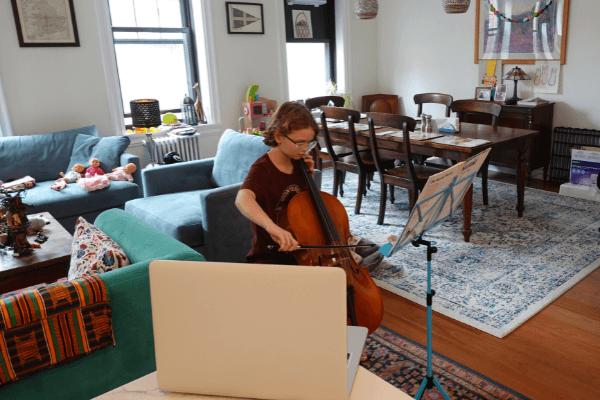 Skype Cello Lessons