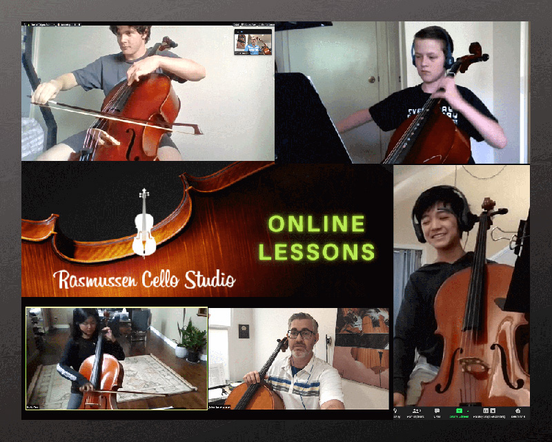 Online Cello Lessons Beginners